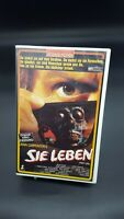 VHS - John Carpenter's Sie Leben - Org. Kinofassung Starlight Video 22395