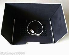 For DJI Phantom 4 Sunshade & 1ft/33cm Lightning to usb cable for iPad Mini 2,3,4