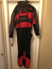 The North Face Steep Tech Scot Schmidt Mountaineering Ski Suit Mens Large Ultrex