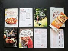 Used 2016 starter pack for Slimming World. Includes booklets, and blank logs