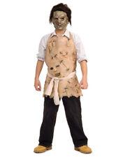 Massacre à la tronçonneuse Accessoires Costume, enfants Leatherface tablier d'âmes