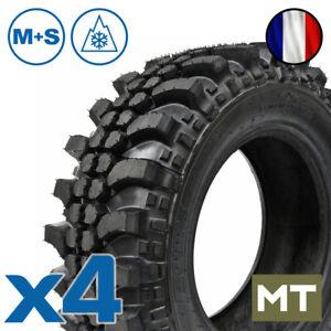 X4 185/65 R15 SMX modèle copie Pneu 88Q 4x4 Mud Terrain MT SUV M+S 3PMSF
