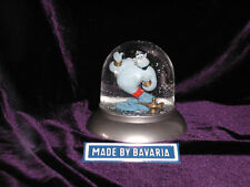 Walt disney Aladdin esfera de nieve snowglobe made in Germany