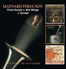 Maynard Ferguson - Primal Scream/New Vintage/Carnival [New CD] UK - Import