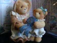 CHERISHED TEDDY..SIMONE & JHODI...I'VE ALWAYS BELIVED IN YOU..NIB