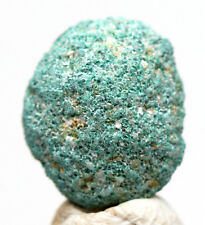 RARE MALACHITE Ball Geode Crystal NODULE Mineral Specimen Blue Ball Mine Arizona