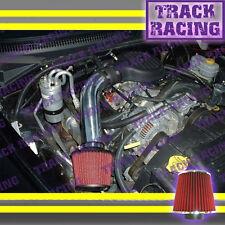 97 98-03 DODGE DAKOTA DURANGO 3.9L V6 5.2L 5.9L V8 COLD AIR INTAKE Black Red 2F
