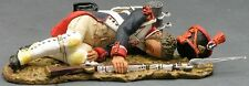 KING & COUNTRY THE AGE OF NAPOLEON NA109 FRENCH LINE INFANTRY CASUALTY MIB