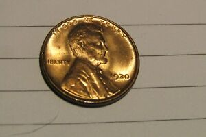 """1930-P Lincoln Cent PCGS  """"Red Beauty"""""""