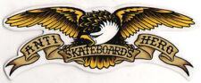 Antihero Eagle Skateboard Sticker NEW Anti Hero skate sk8 Patinage Bird