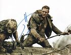 Tom Hardy Actor Mad Max Fury Road Signed 8x10 Autographed Photo COA Proof GD