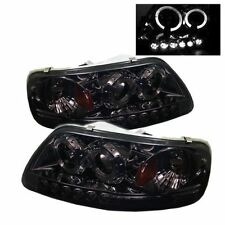 Spyder Auto 5010285 Projector Headlights LED Halo Fits 1997-2003 Ford F150