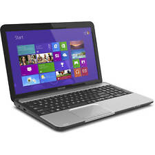 "TOSHIBA Satellite L855 Intel i3 3rd GEN Notebook PC 8GB 15.6"" LCD 1TB WiFi DVD"