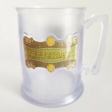 The Wizarding World of Harry Potter Universal Studios Plastic Butterbeer Mug