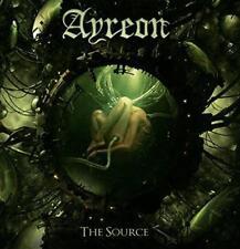 Ayreon - The Source (Deluxe) (NEW 4CD+DVD)