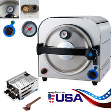 14liter Medical Sterilizer Autoclave Vacuum Steam Sterilization Automatically Us