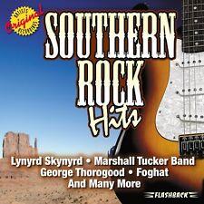 Southern Rock Hits (CD, Jan-2001, Flashback Records) VARIOUS NEW CD