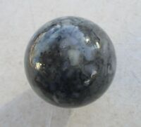 Tricolor Marble Sphere 35mm for Decor or Collectible 2955