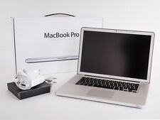 "Apple MacBook Pro (15"", matt) - 2,6GHz i7 8GB RAM 512GB SSD - macOS 10.12"