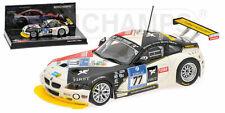 Minichamps BMW Z4-M Coupe #77 ADAC 24h Nuerbu 1:43  400092777