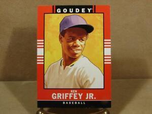 2014 Goodwin Champions Ken Griffey Jr Goudey