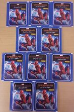 Spiderman Far Away From Home ~ Panini Sticker Collection ~ 10 x Sealed Packs