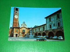 Cartolina Soncino - Piazza Garibaldi 1968