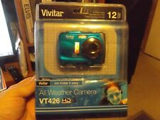 Brand New - Vivitar - Vt426 All Weather Waterproof 12Mp with 8x Digital Camera