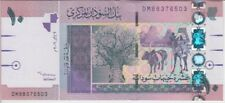 SUDAN BANKNOTE P68 10 POUNDS 2006 , EF +
