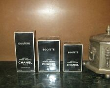 *CHOOSE SIZE: Chanel Egoiste Pour Homme AFTERSHAVE 50-100 ml 1.7-3.4 oz VINTAGE*