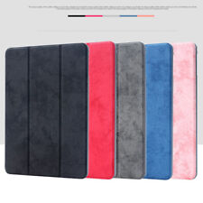 For iPad 10.2 Air 3 Pro 10.5 Case 2019 with Pencil Holder Shockproof Smart Cover