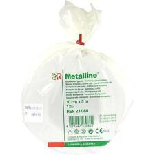 METALLINE Rolle 10 cmx5 m 1 St PZN 1409843