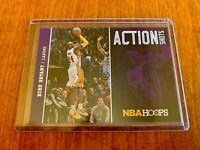 2013-14 Hoops Kobe Bryant Action Shots Insert! LA Lakers Legend HOF MVP!!