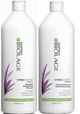 Matrix Biolage Hydrasource Shampoo & Detangling Solution 1L Duo