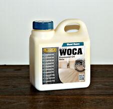 WOCA Diamond Öl 1 Liter weiß, Parkettöl, Diamond oil white