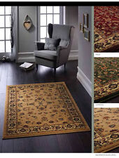 ORIGIN WOVEN GRACIE TRADITIONAL TURKISH STYLE RUG 3 COLOURS Runner Available