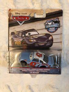 Disney Pixar Cars Thomasville Racing Legends Cal Weathers #42 - New