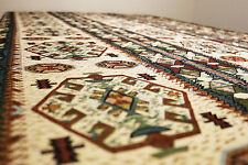 145 x 145 cm Farbenfrohe Tischdecken,Orientalische aus Damaskunst S 2-1-101515