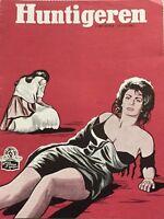 Two Women Sophia Loren Jean-Paul Belmondo Vintage 1960 Danish Movie Program
