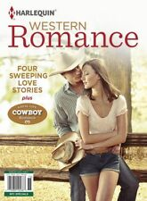Harlequin Western Romance Magazine 4 Sweeping Love Stories 2017 Romantic