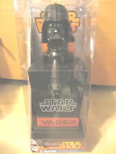 DISNEY Darth Vader Star Wars Electronic Coin Counting E-Bank Money BANK NIB