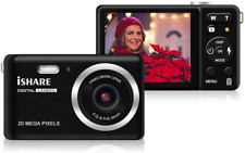 Digital Camera for Photography with 2.8''LCD 20MP HD Photography Rechargeable
