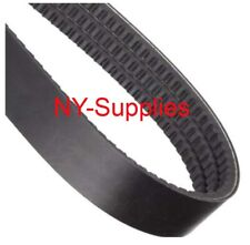 "V Belt 3L450 45/"" Circumference Long 0.38/"" 3//8/"" Wide 0.22/"" Thick"