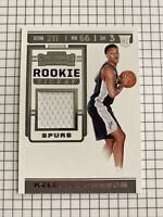 2019 CONTENDERS #RTS-KJN KELDON JOHNSON RC ROOKIE TICKET CARD JERSEY RELIC PATCH