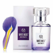 The Body Shop White Musk EDT *30ml/Brand New/Boxed*
