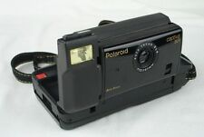Polaroid Captiva SLR Instant Film Camera Auto Focus Flash EUC TESTED-