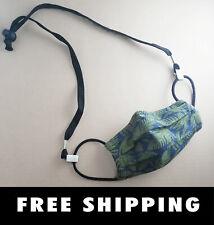 Mask Lanyard / Mask Holder *Premium* Adjustable Strap & Clips for Mask or Badge