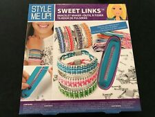 Sweet Links Braclet Maker - NEW