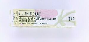CLINIQUE Dramatically Different Lipstick Pink Spice Shaping Lip NEW