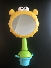 New listing Bright Starts Sea of Activities Nemo Jumper Blow Fish Mirror Replacement Part